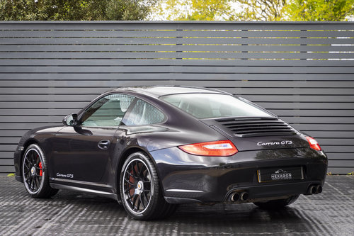 2011 PORSCHE 997 GTS COUPE SOLD (picture 2 of 6)