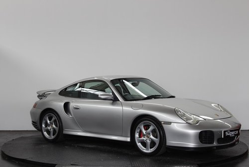 2002 Porsche 996 Turbo - 70K Miles - Tiptronic  For Sale (picture 2 of 6)