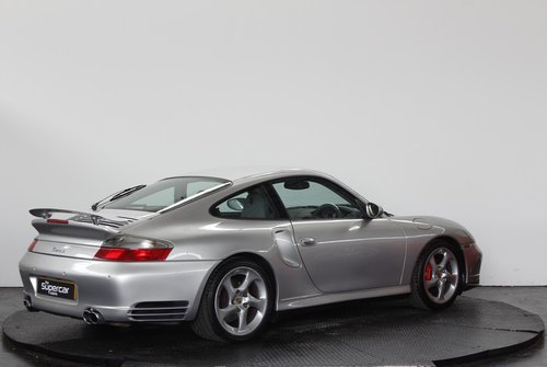 2002 Porsche 996 Turbo - 70K Miles - Tiptronic  For Sale (picture 3 of 6)