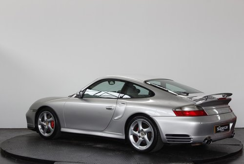 2002 Porsche 996 Turbo - 70K Miles - Tiptronic  For Sale (picture 4 of 6)