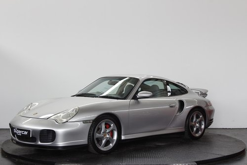 2002 Porsche 996 Turbo - 70K Miles - Tiptronic  For Sale (picture 5 of 6)