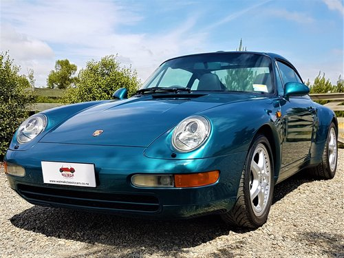 1996 911 Last Of The Air Cooled! For Sale (picture 1 of 6)