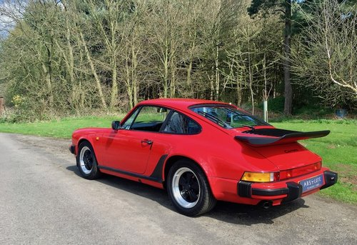 1987 Porsche 911 Carrera 3.2 Sport - last keeper 22yrs, Stunning SOLD (picture 2 of 6)