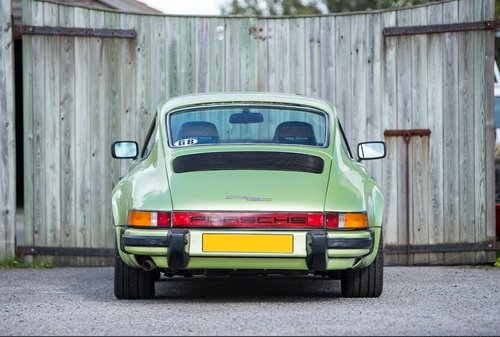 1978 Porsche 911 SC Coupe, rare factory specification SOLD (picture 2 of 6)