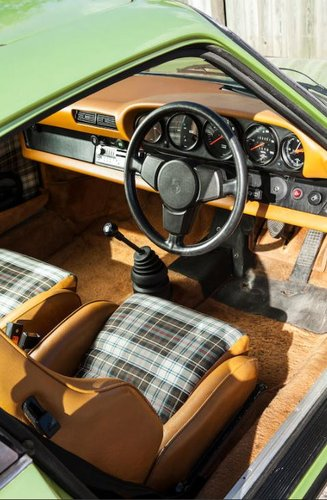 1978 Porsche 911 SC Coupe, rare factory specification SOLD (picture 4 of 6)