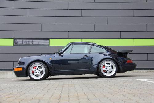 1993 – PORSCHE – 911 (964) Turbo 3.6 For Sale (picture 2 of 6)