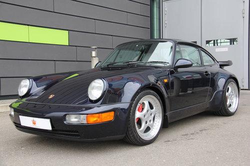 1993 – PORSCHE – 911 (964) Turbo 3.6 For Sale (picture 5 of 6)