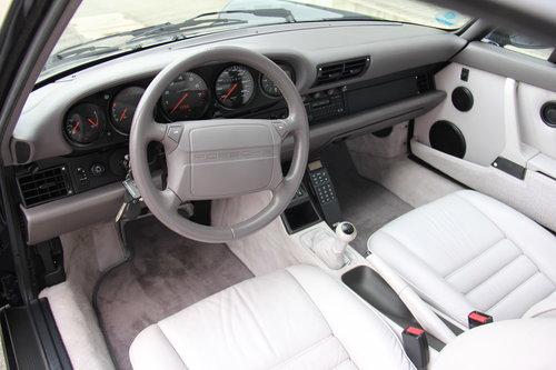 1993 – PORSCHE – 911 (964) Turbo 3.6 For Sale (picture 6 of 6)