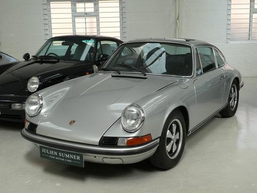 1973 Porsche 911 2.4T - RHD SOLD (picture 1 of 6)