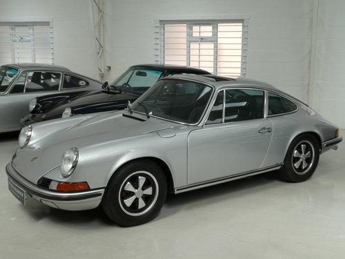 1973 Porsche 911 2.4T - RHD SOLD (picture 2 of 6)