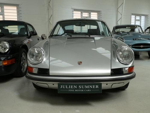 1973 Porsche 911 2.4T - RHD SOLD (picture 3 of 6)
