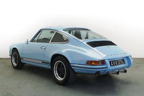 1973 Porsche 911T with 2.7RS. Fully Restored SOLD (picture 2 of 6)