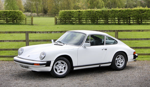 1976 Porsche 911 2.7 Coupe **NOW SOLD** For Sale (picture 1 of 6)