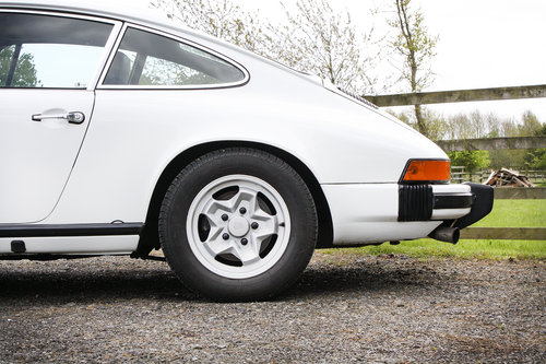 1976 Porsche 911 2.7 Coupe **NOW SOLD** For Sale (picture 6 of 6)