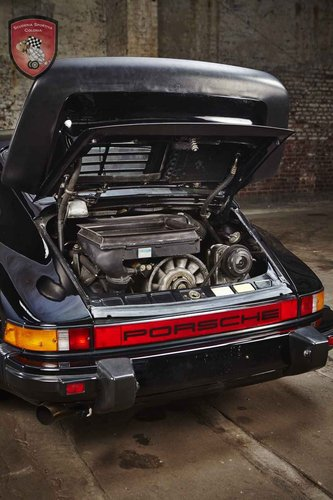 1984 Porsche 930 Turbo 3.3 For Sale (picture 4 of 6)