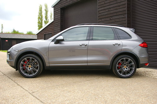 2011 Porsche Cayenne 4.8 V8 Turbo Auto 4WD (36,321 miles) SOLD (picture 1 of 6)