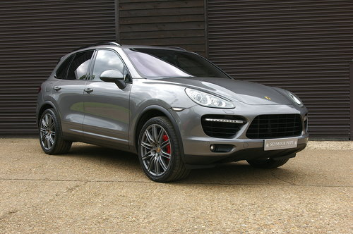 2011 Porsche Cayenne 4.8 V8 Turbo Auto 4WD (36,321 miles) SOLD (picture 2 of 6)