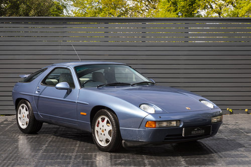 1989 Porsche 928 GT 5.0 MANUAL SOLD (picture 1 of 6)