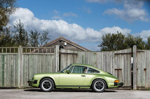1978 Porsche 911 SC Coupe, rare factory specification SOLD (picture 3 of 6)