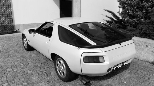 1978 Porsche 928 Manual Mk1 First Generation For Sale (picture 2 of 6)