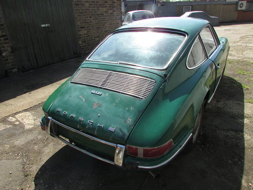 1969 Porsche 912 for restoration For Sale (picture 2 of 5)