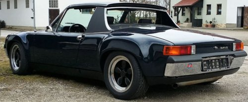 1970 REDUCED - RESTORED PORSCHE 914/6 WITH PATINA For Sale (picture 1 of 6)