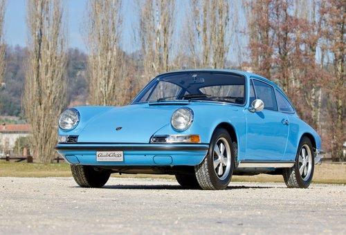 1970 Porsche 911 2.2 T -Fully restored- Porsche certification  For Sale (picture 1 of 6)