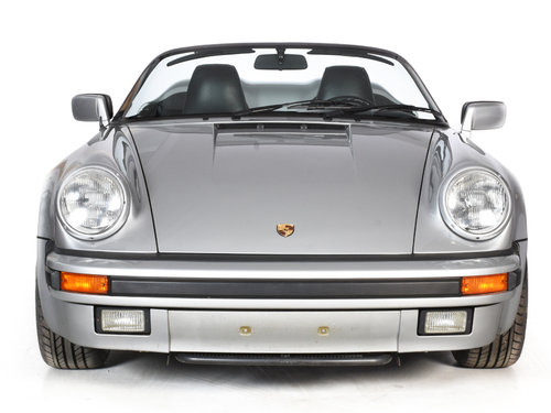 Porsche 911 1989 Speedster LHD 3.2L  Wanted (picture 1 of 6)