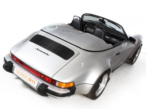 Porsche 911 1989 Speedster LHD 3.2L  Wanted (picture 2 of 6)