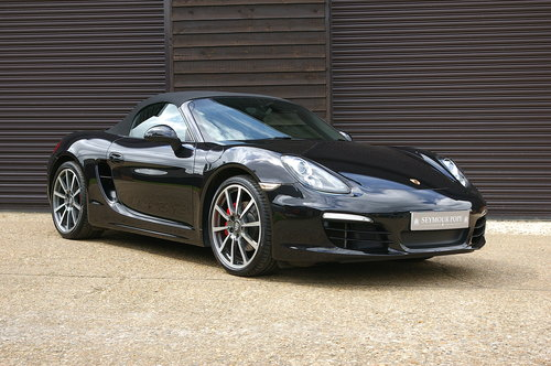 2014 Porsche 981 Boxster 3.4 S PDK Auto (43,923 miles) SOLD (picture 2 of 6)