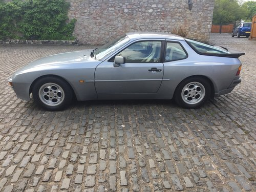 1985 Porsche 944 2.5 - Just 55,000 miles For Sale (picture 5 of 6)