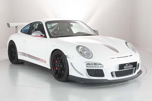2012 Porsche 997 GT3 RS 4.0 LHD SOLD (picture 1 of 6)