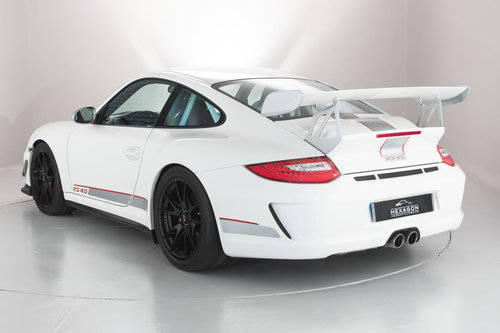 2012 Porsche 997 GT3 RS 4.0 LHD SOLD (picture 2 of 6)