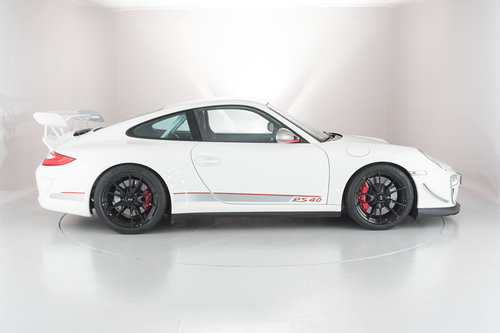 2012 Porsche 997 GT3 RS 4.0 LHD SOLD (picture 3 of 6)