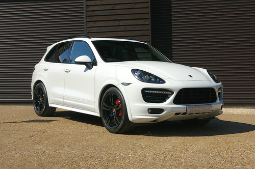 2012 Porsche Cayenne 4.8 V8 GTS Tiptronic AWD (44,322 miles) SOLD (picture 2 of 6)
