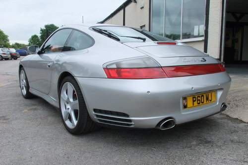 2004 PORSCHE 911 3.6 CARRERA 4 TIPTRONIC S 2DR AUTOMATIC SOLD (picture 3 of 6)