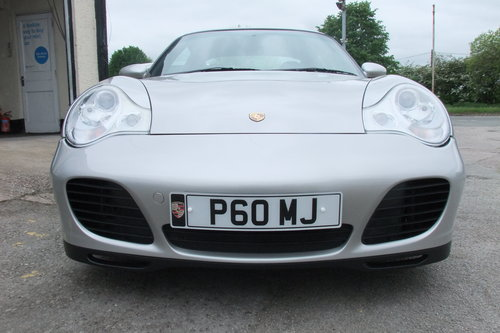 2004 PORSCHE 911 3.6 CARRERA 4 TIPTRONIC S 2DR AUTOMATIC SOLD (picture 4 of 6)