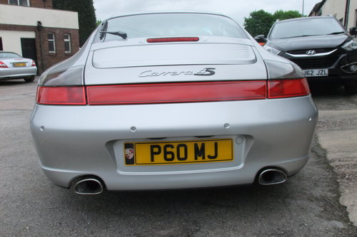 2004 PORSCHE 911 3.6 CARRERA 4 TIPTRONIC S 2DR AUTOMATIC SOLD (picture 5 of 6)