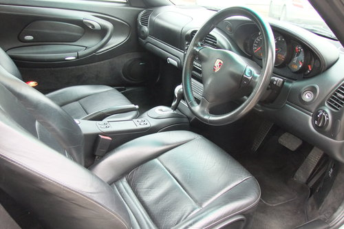 2004 PORSCHE 911 3.6 CARRERA 4 TIPTRONIC S 2DR AUTOMATIC SOLD (picture 6 of 6)