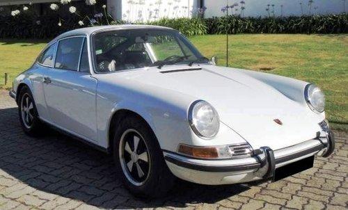 Porsche 911 E 2.2 - 1971 For Sale (picture 1 of 6)