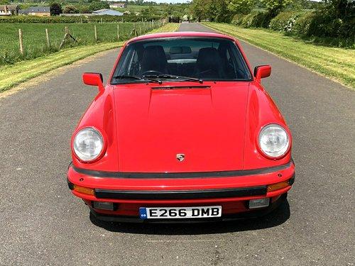 1987 Porsche 911 3.2 Carrera SOLD (picture 2 of 6)
