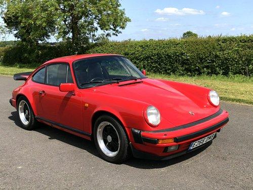 1987 Porsche 911 3.2 Carrera SOLD (picture 3 of 6)
