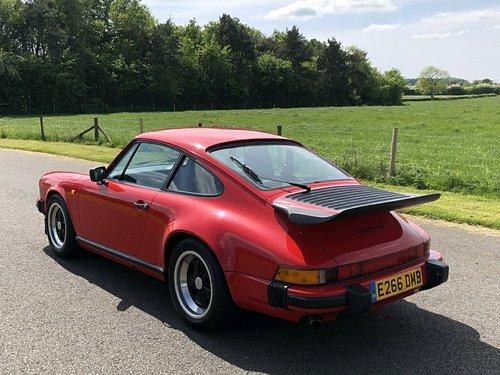 1987 Porsche 911 3.2 Carrera SOLD (picture 4 of 6)