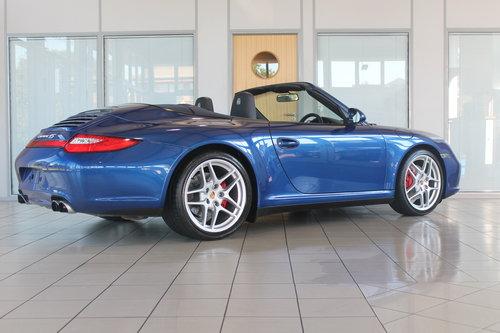 2008/58 Porsche 911 (997) Gen 2 3.8 C4S PDK Cabriolet Wanted (picture 2 of 6)