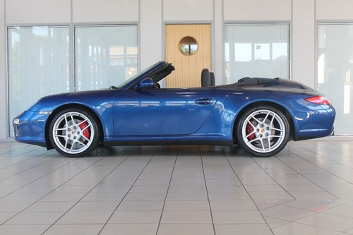 2008/58 Porsche 911 (997) Gen 2 3.8 C4S PDK Cabriolet Wanted (picture 3 of 6)