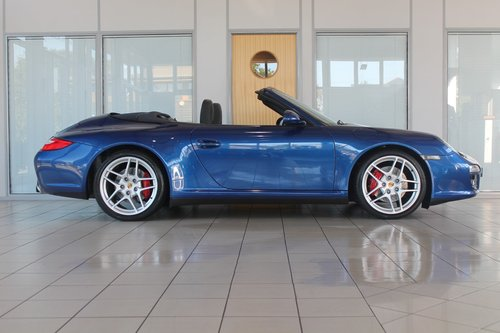 2008/58 Porsche 911 (997) Gen 2 3.8 C4S PDK Cabriolet Wanted (picture 4 of 6)