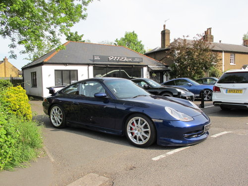 2000 Porsche 911 996 GT3 Club Sport For Sale (picture 1 of 6)
