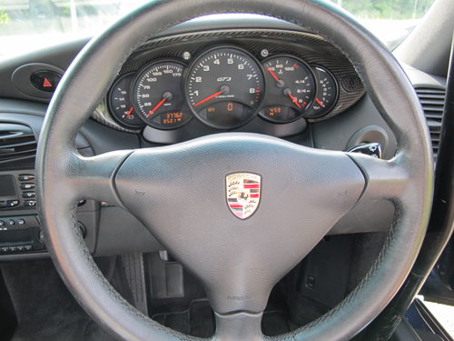 2000 Porsche 911 996 GT3 Club Sport For Sale (picture 3 of 6)