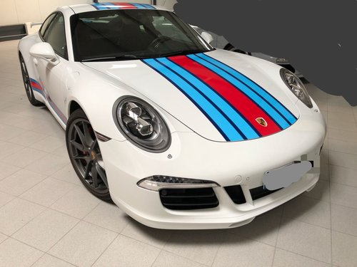 2014 VERY RARE FACTORY MARTINI RACE SPECIAL EDITION SOLD (picture 1 of 5)