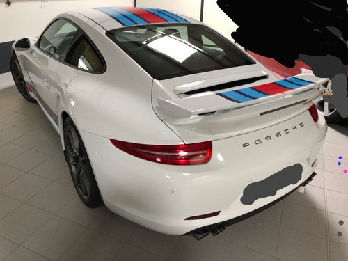 2014 VERY RARE FACTORY MARTINI RACE SPECIAL EDITION SOLD (picture 2 of 5)